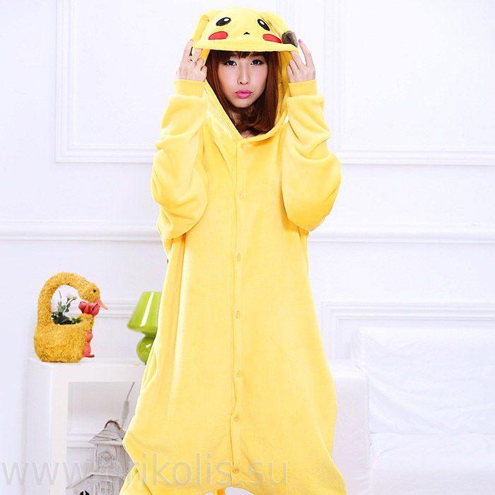 Пижама Кугуруми Пикачу 3662dcd6aad20